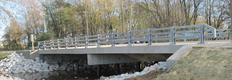 South County Line Road Bridge Replacement Header Image