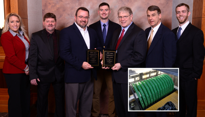 Rushville Utilities Project Wins 2018 ACEC Engineering Excellence Award Header Image