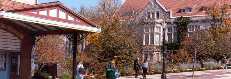 Bloomington, Indiana Header Image