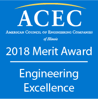 Illinois American Water Company and Donohue Honored with Engineering Excellence Award Thumbnail