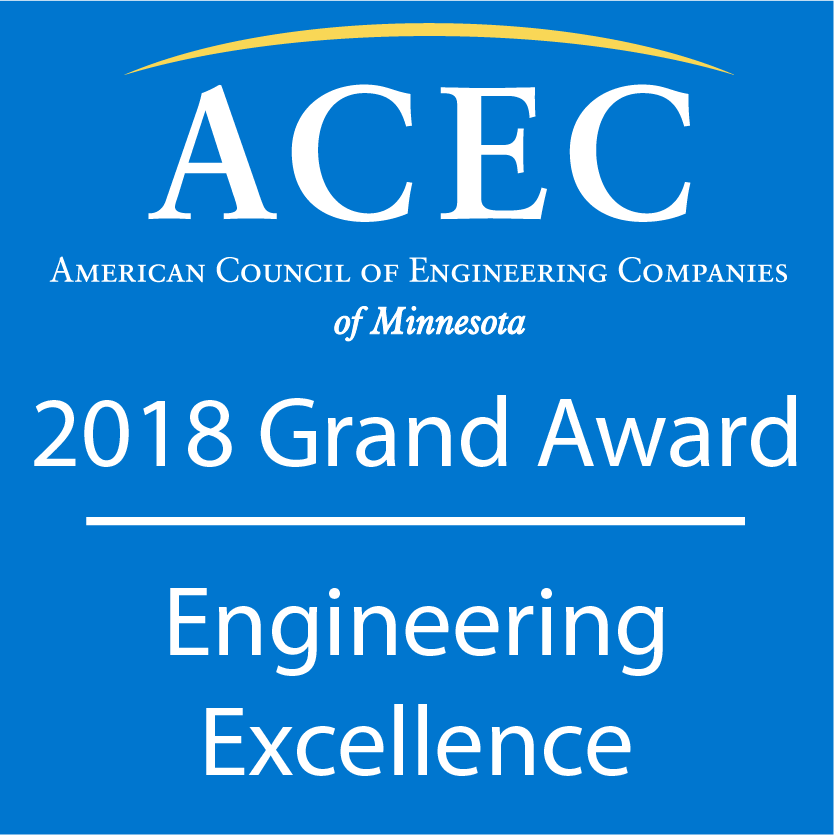 St. Cloud and Donohue Receive ACEC MN Engineering Excellence Grand Award Thumbnail