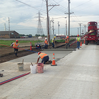 St. Joseph County Receives 2018 Indiana Excellence in Concrete Pavement Award  Thumbnail