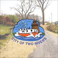 City of Two Rivers Dedicates New Raider Bike and Pedestrian Trail Thumbnail